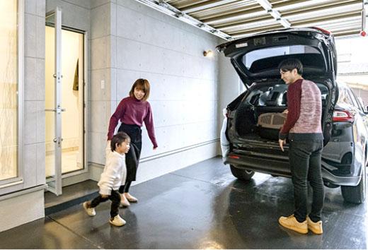 家族と愛車を守る