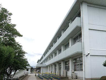 市立井田川小学校  約3,500m