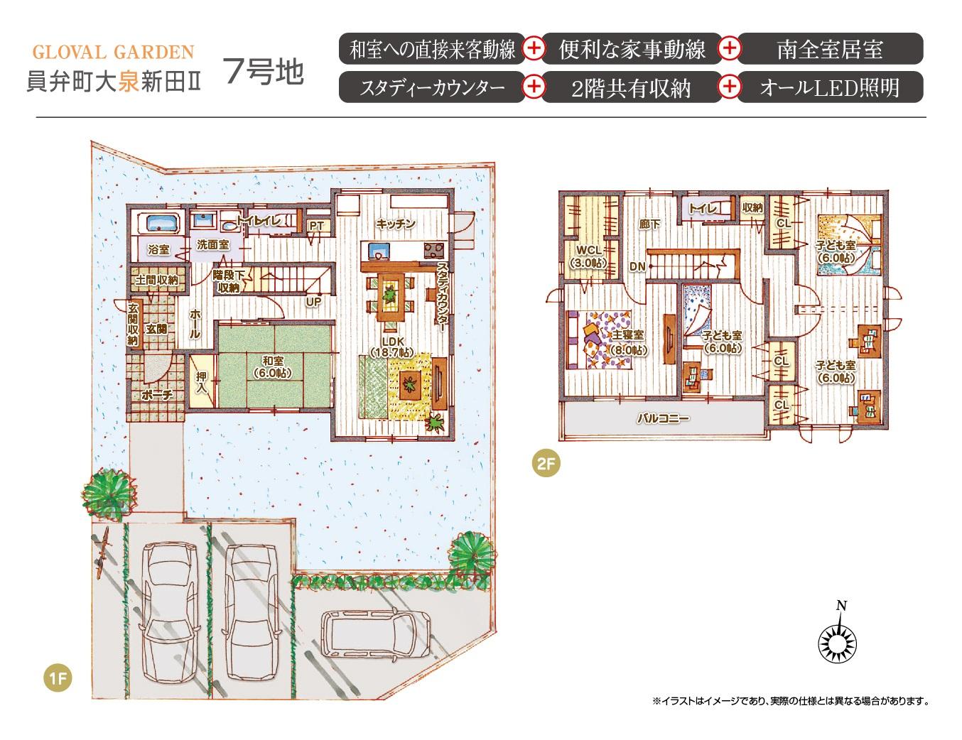 グローバルガーデン員弁町大泉新田Ⅱ7号地