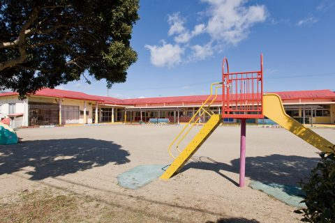 井田川幼稚園 徒歩で約6分(約520m)