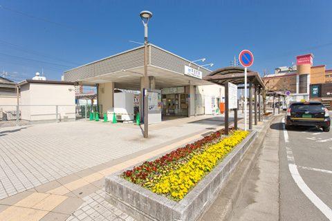 近鉄鈴鹿線「平田町」駅