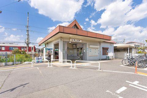 近鉄名古屋線「霞ケ浦」駅 徒歩約20分(1550m)
