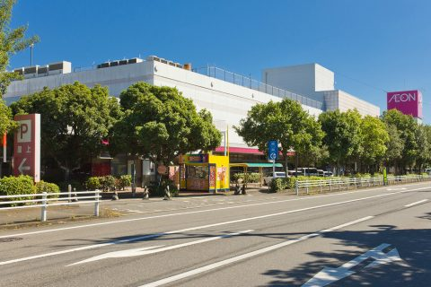 イオン大安店(自動車約3分) 徒歩約23分(約1800m)
